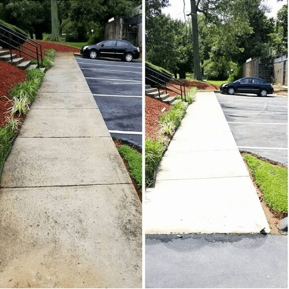 Pressure Washing Asheville