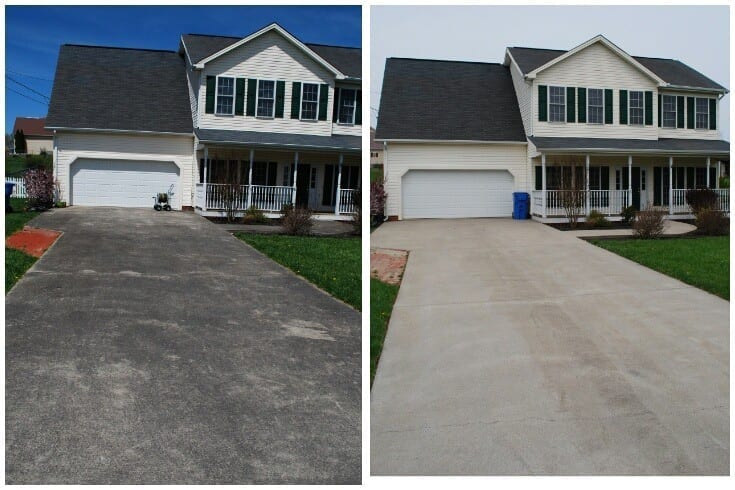 Pressure Washing Weaverville