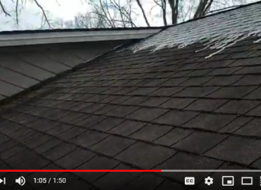 We Love Roof Cleanings!