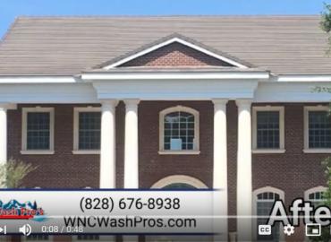 Asheville North Carolina's Premier Pressure Washing Company To Call!