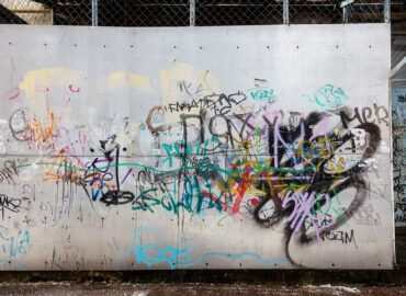 Affected by Graffiti? What to Do if You Find Graffiti on Your Property