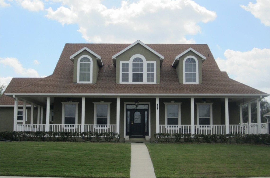 Keeping Homes Their Best with Low Pressure Roof Cleaning
