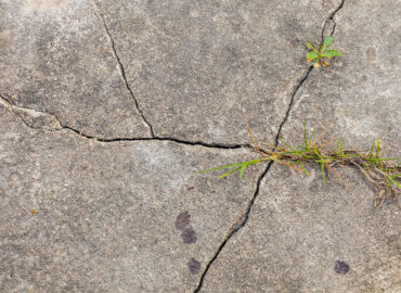 How to Protect Cracking Concrete