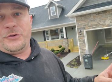 Post Construction Clean Up Asheville