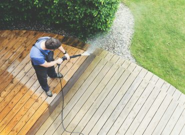 Power Washing and More for Your Home: How Surfaces Are Different