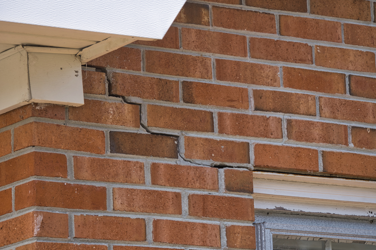 Signs Your Home May Be Heading For Structural Damage